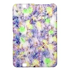 Softly Floral B Kindle Fire HD 8.9