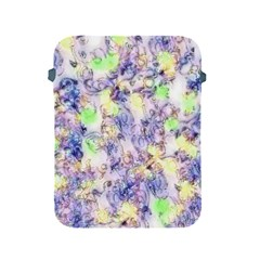 Softly Floral B Apple iPad 2/3/4 Protective Soft Cases