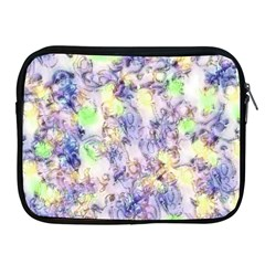 Softly Floral B Apple iPad 2/3/4 Zipper Cases