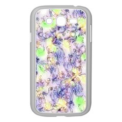 Softly Floral B Samsung Galaxy Grand DUOS I9082 Case (White)