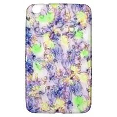 Softly Floral B Samsung Galaxy Tab 3 (8 ) T3100 Hardshell Case