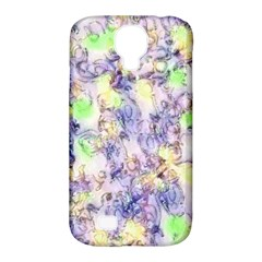 Softly Floral B Samsung Galaxy S4 Classic Hardshell Case (PC+Silicone)