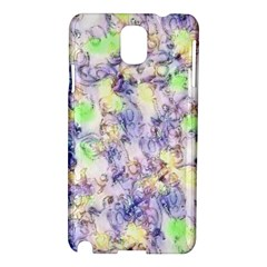 Softly Floral B Samsung Galaxy Note 3 N9005 Hardshell Case