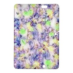 Softly Floral B Kindle Fire HDX 8.9  Hardshell Case