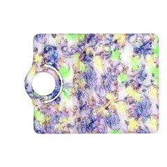 Softly Floral B Kindle Fire HD (2013) Flip 360 Case