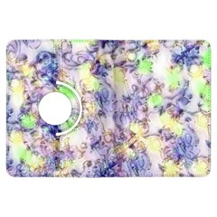 Softly Floral B Kindle Fire HDX Flip 360 Case