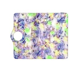 Softly Floral B Kindle Fire HDX 8.9  Flip 360 Case
