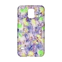 Softly Floral B Samsung Galaxy S5 Hardshell Case