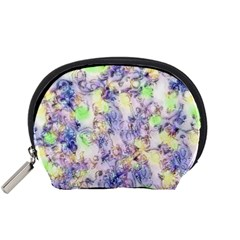 Softly Floral B Accessory Pouches (Small)