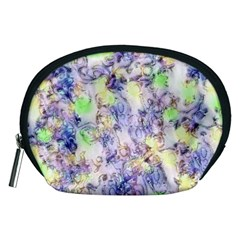 Softly Floral B Accessory Pouches (Medium)