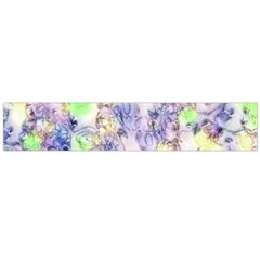 Softly Floral B Flano Scarf (Large)