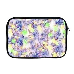 Softly Floral B Apple MacBook Pro 17  Zipper Case