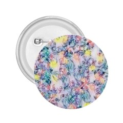 Softly Floral C 2.25  Buttons