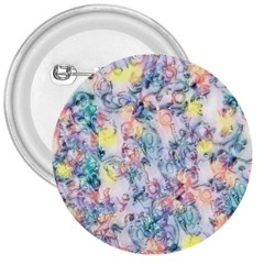 Softly Floral C 3  Buttons