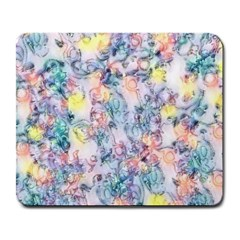 Softly Floral C Large Mousepads