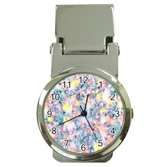 Softly Floral C Money Clip Watches