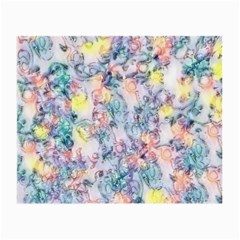 Softly Floral C Small Glasses Cloth (2-Side)
