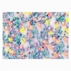 Softly Floral C Large Glasses Cloth