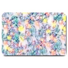 Softly Floral C Large Doormat