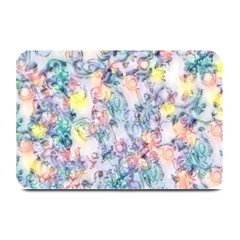 Softly Floral C Plate Mats
