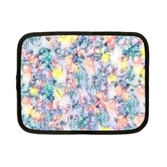 Softly Floral C Netbook Case (Small)