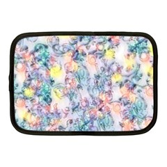 Softly Floral C Netbook Case (Medium)
