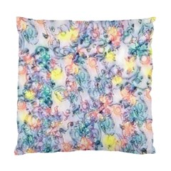 Softly Floral C Standard Cushion Case (One Side)