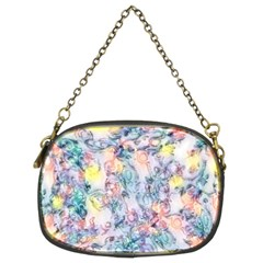 Softly Floral C Chain Purses (Two Sides)
