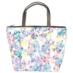 Softly Floral C Bucket Bags