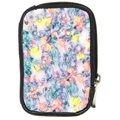 Softly Floral C Compact Camera Cases