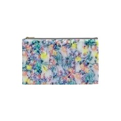 Softly Floral C Cosmetic Bag (Small)