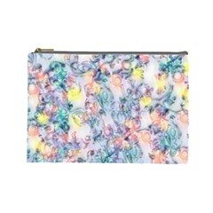 Softly Floral C Cosmetic Bag (Large)