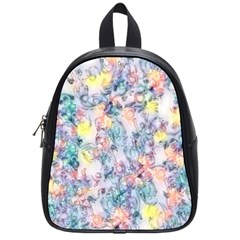 Softly Floral C School Bags (Small)