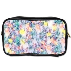 Softly Floral C Toiletries Bags