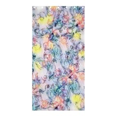 Softly Floral C Shower Curtain 36  x 72  (Stall)