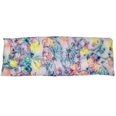 Softly Floral C Body Pillow Case (Dakimakura)