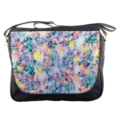 Softly Floral C Messenger Bags