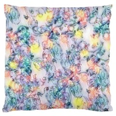 Softly Floral C Large Cushion Case (Two Sides)