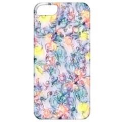 Softly Floral C Apple iPhone 5 Classic Hardshell Case