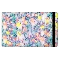Softly Floral C Apple iPad 2 Flip Case