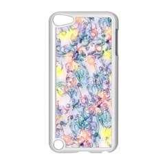 Softly Floral C Apple iPod Touch 5 Case (White)