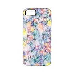Softly Floral C Apple iPhone 5 Classic Hardshell Case (PC+Silicone)