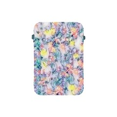 Softly Floral C Apple iPad Mini Protective Soft Cases