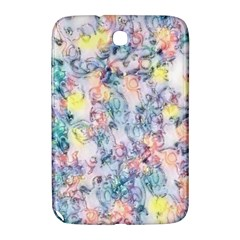 Softly Floral C Samsung Galaxy Note 8.0 N5100 Hardshell Case