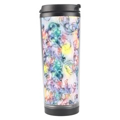 Softly Floral C Travel Tumbler