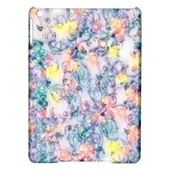 Softly Floral C iPad Air Hardshell Cases