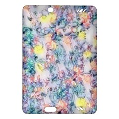 Softly Floral C Amazon Kindle Fire HD (2013) Hardshell Case