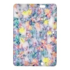 Softly Floral C Kindle Fire HDX 8.9  Hardshell Case