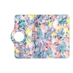 Softly Floral C Kindle Fire HD (2013) Flip 360 Case