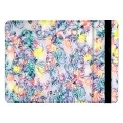 Softly Floral C Samsung Galaxy Tab Pro 12.2  Flip Case
